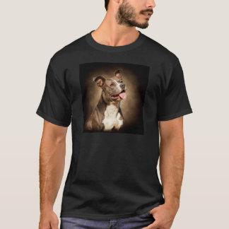 The American Blue Pit-Bull T-Shirt