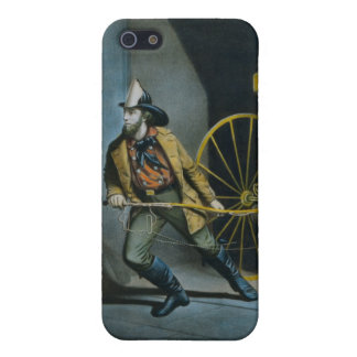The American Fireman. iPhone 5 Case