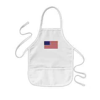 The American Flag Aprons