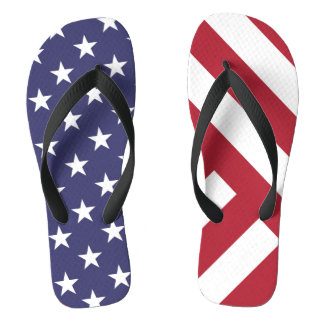 THE AMERICAN FLAG - UNITED STATES OF AMERICA THONGS