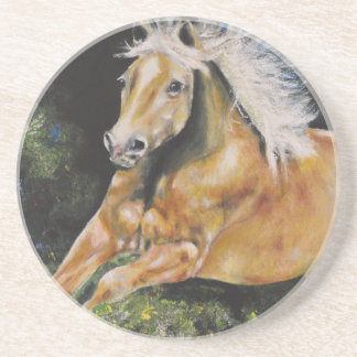 The American Mustang Beverage Coasters