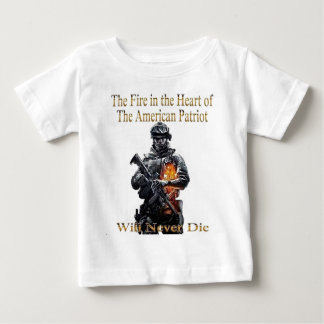 The American Patriot clothing line Baby T-Shirt