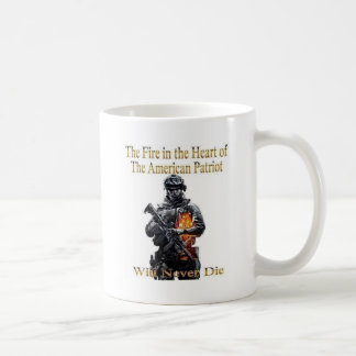 The American Patriot clothing line Coffee Mug