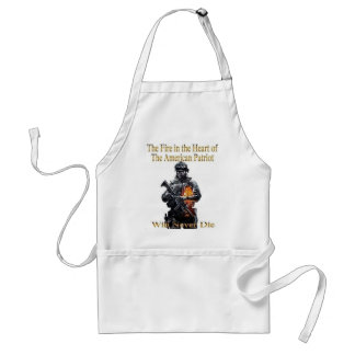The American Patriot clothing line Standard Apron