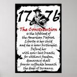 The American Patriot Print