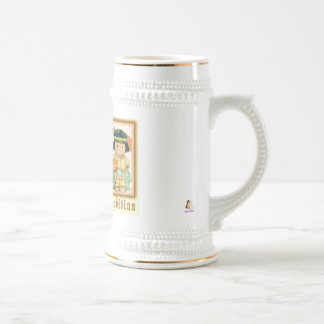 The American Tradition - Customized Beer Stein