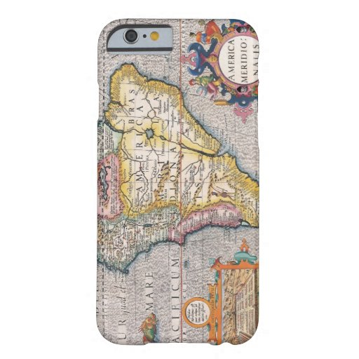 The Americas 5 iPhone 6 Case
