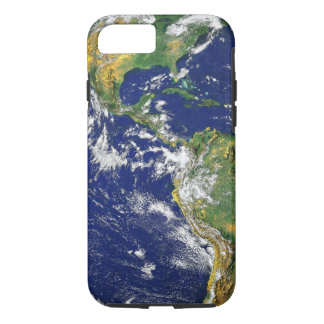 The Americas, As Seen From Space iPhone 8/7 Case