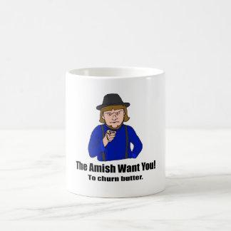 The Amish Want You Mug
