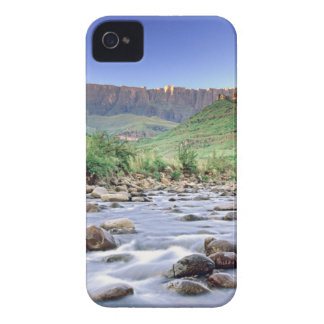 The Amphitheatre And Tugela River In Drakensberg iPhone 4 Covers