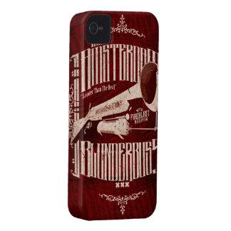 The Amsterdam Blunderbuss - iPhone4 Case