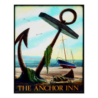 The Anchor Inn Poster