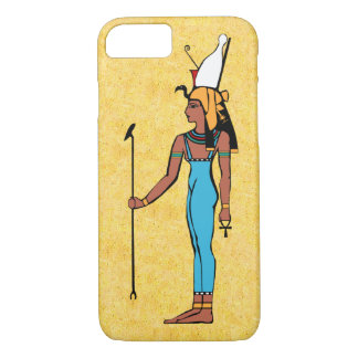 The Ancient Egyptian Goddess Mut iPhone 8/7 Case