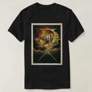 """The Ancient of Days"" Men's Tshirt William Blake"