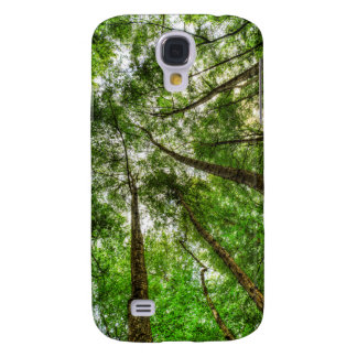 The Ancient Tree Canopy Galaxy S4 Cover
