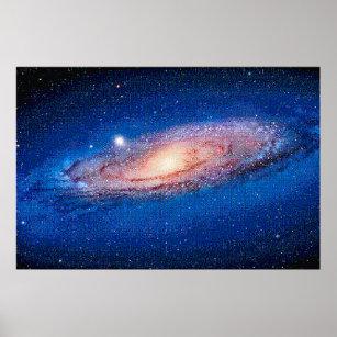 Galaxy Posters Photo Prints Zazzle Au