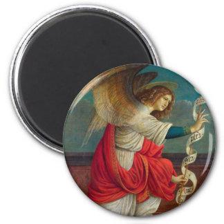 The Angel Gabriel - Gaudenzio Ferrari Magnet