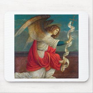 The Angel Gabriel - Gaudenzio Ferrari Mouse Pad
