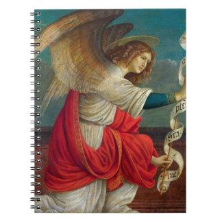 The Angel Gabriel - Gaudenzio Ferrari Notebook