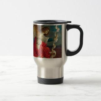 The Angel Gabriel - Gaudenzio Ferrari Travel Mug