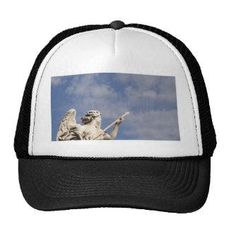 The angel of Castel Sant'Angelo Cap
