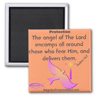 The angel of The Lord Magnet