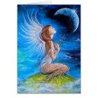 The Angel's Prayer Card