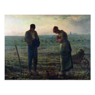The Angelus, 1857-59 Postcard