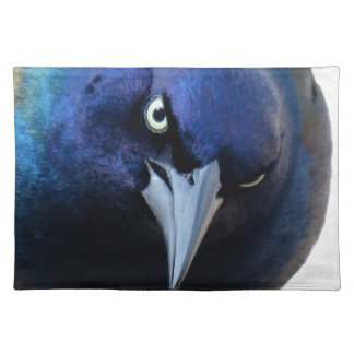 The Angry Grackle Placemat