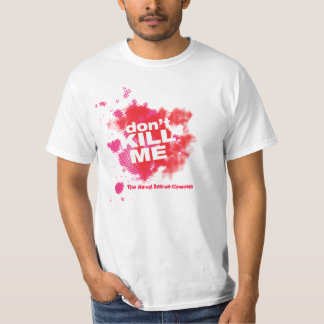 The Animal Rescue Campaign T-Shirt