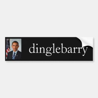 The annoying clinger that just wont go away. bumper sticker