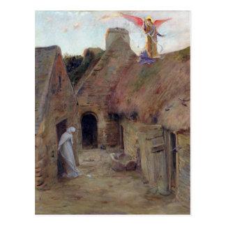 The Annunciation, 1908 Postcard