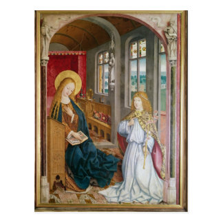 The Annunciation 2 Postcard
