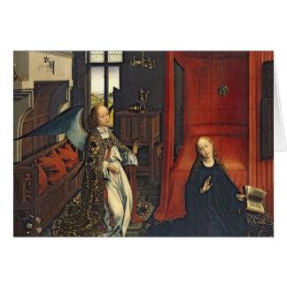 The Annunciation 3 Card