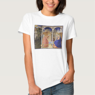 The Annunciation by Fra Angelico Tshirt