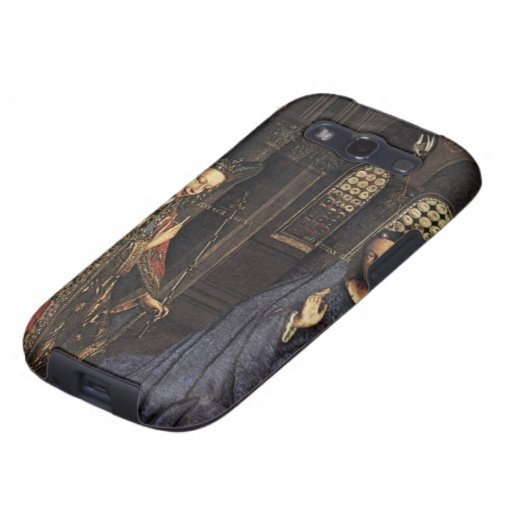 The Annunciation by Jan van Eyck Samsung Galaxy SIII Cases