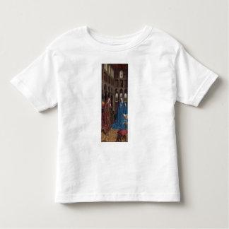 The Annunciation by Jan van Eyck Shirts