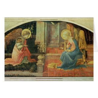 The Annunciation, c.1450-3 Card