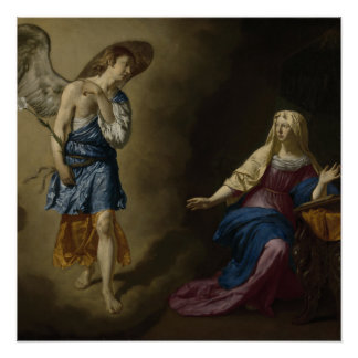 The Annunciation of Mary, Velde