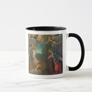 The Annunciation (oil on canvas) 2 Mug