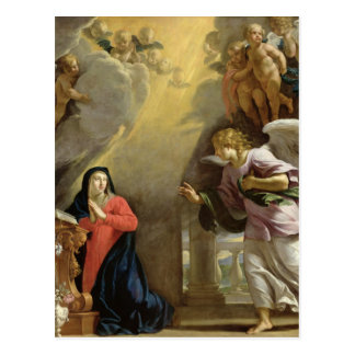 The Annunciation Postcard