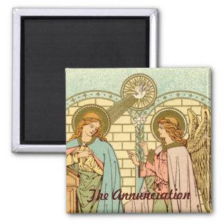 The Annunciation  (RLS 04) Magnet