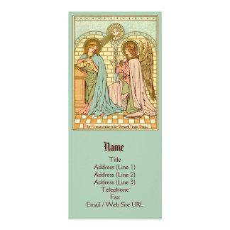 The Annunciation (RLS 04) Rack Card
