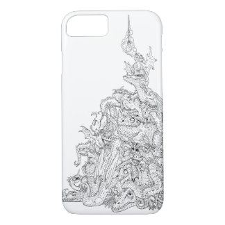 The Answer to the Question Iphone Case