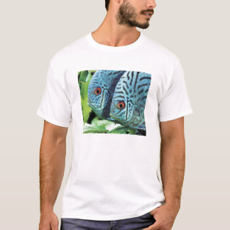 The apparel of Discusfish T-Shirt