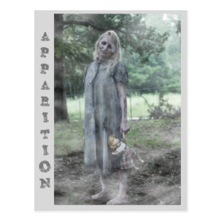 The Apparition Postcard