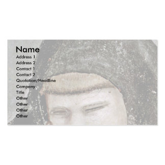 The Appearance Of St. Francis In The Capitol Business Cards