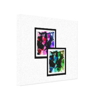 The Apple Gallery Wrap Canvas