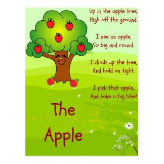 The Apple Postcard