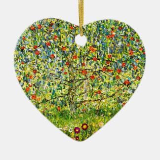 The Apple Tree Ceramic Ornament